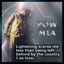 Lightning Scares me Less